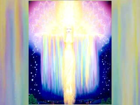 The Blessings - excerpt from VISIONS: THE ART OF CATHERINE ANDREWS