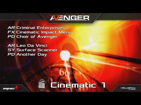 SoundDesign | Vengeance Producer Suite - Avenger Expansion Demo