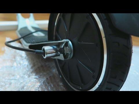 Электрический самокат своими руками. Часть 2. Разборка Oxelo и установка мотор-колеса