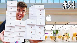 I Bought ALL The iPhone's From The Apple Store