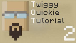 Twiggy Quickie Tutorial - Project Zomboid - EP. 2 - Day One Survival