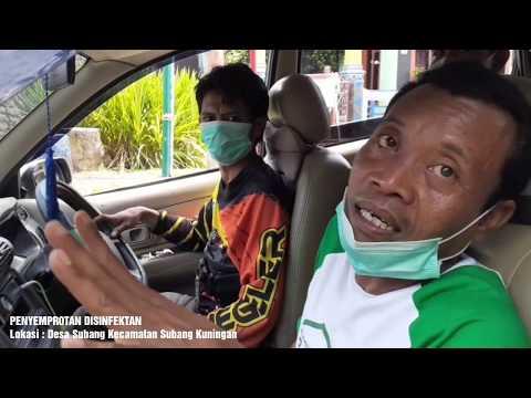 penyemprotan-disinfektan...🔥desa-subang-bersiaga-corona-|-azizah-news