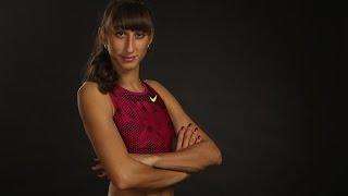 Лица армейского спорта. Лейтенант Екатерина Конева (прыжок в длину, тройной прыжок)