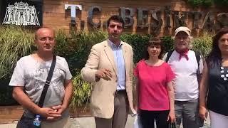 BEŞİKTAŞ KENT DERNEĞİ BAŞKANI SERDAR ASLAN ŞENLİKDEDE PARKINI KURTARDIK Video