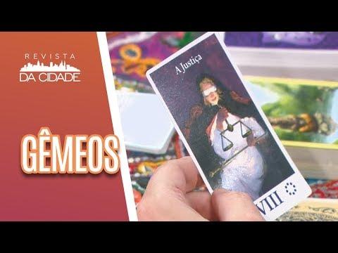 Previsão de Gêmeos 15/07 a 21/07 - Revista da Cidade (16/07/18)