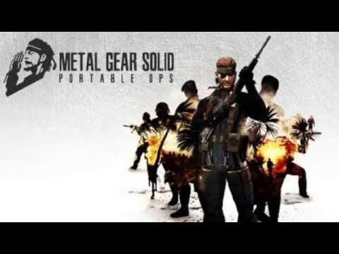 Metal Gear Solid: Portable Ops  Calling to the Night  Natasha Farrow