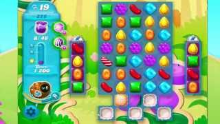 Candy Crush Soda Saga Level 326   VERY TRICKY!