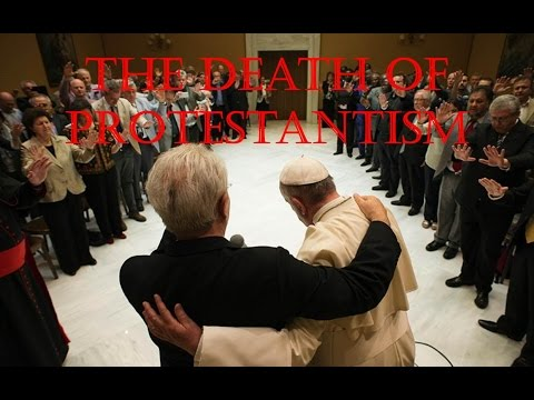 DIRE WARNING!!!!! Countdown to the Death of Protestantism (A MUST WATCH)