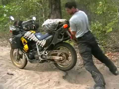 Honda Transalp 600:Un Viaggio nel Mondo in moto [www.Partireper.it]