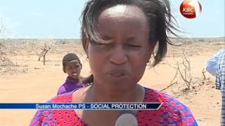 Climate change affecting pastoralist communities in the ASALs