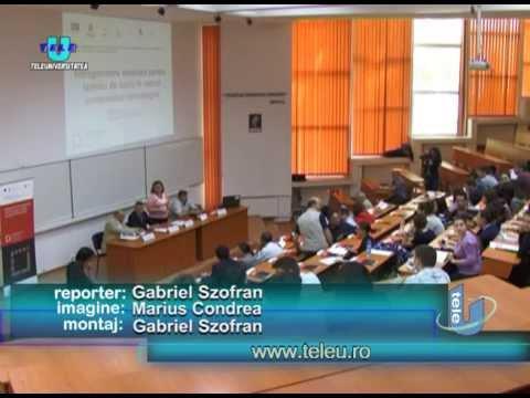TeleU: În postura de inginer de pe băncile facultății