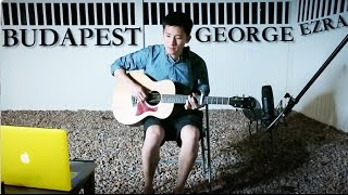 Budapest by George Ezra | Cover by @TheFuMusic