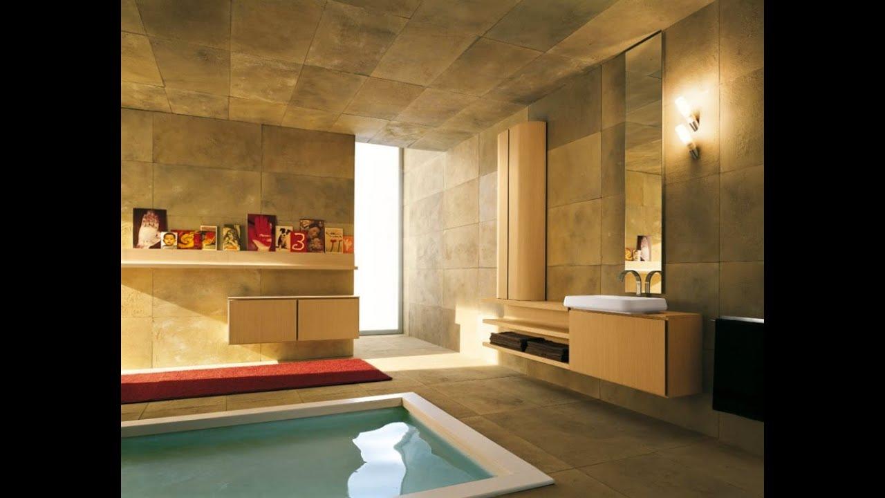 diseño de interiores de baños - youtube