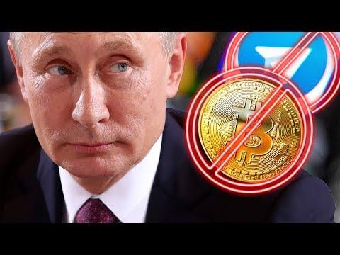 Запрет на Биткоин и Интернет в России в Ноябре 2019 Что Дальше Биткоин Прогноз