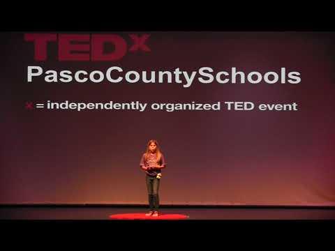 TEDx Talks: Special Olympics   Makenna Henry   TEDxPascoCountySchools