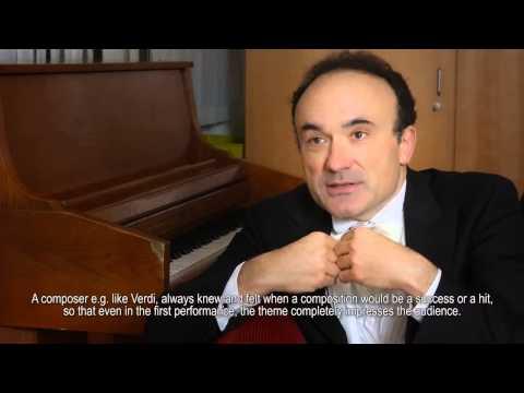 """Interview mit Frédéric Chaslin zu Massenets """"Manon"""""""