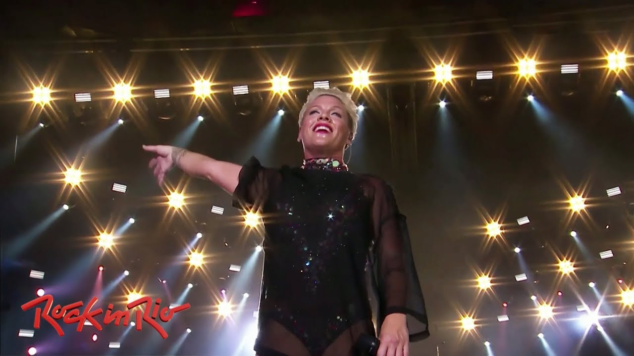 Download P!nk - Just Like A Pill (Rock In Rio 2019)