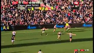 Round 20 AFL - Steven Motlop Goal of the Year Contender