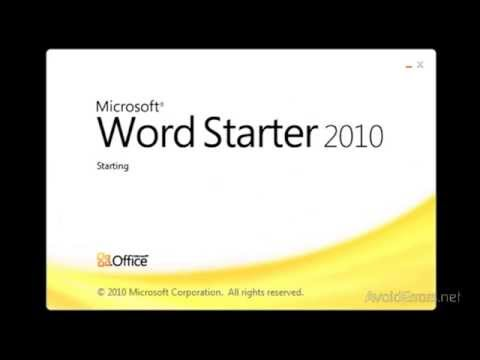 How To Create A Portable USB Version Of Microsoft Office Starter 2010