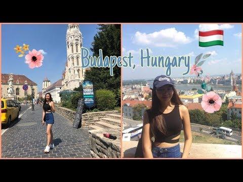 Travel Diary: Budapest, Hungary | Celina Molina