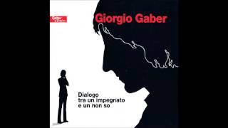 Giorgio Gaber - L'ingranaggio, il pelo, l'ingranaggio (5 - CD1)