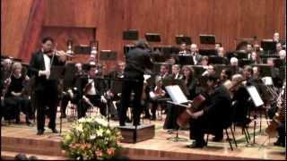 ポンセ:ヴァイオリン協奏曲 より第1楽章
