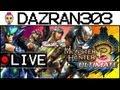 Monster Hunter 3 Ultimate - Monster Hunter 3 Ultimate Live Stream #25 (Monster Hunter) MH3U WiiU
