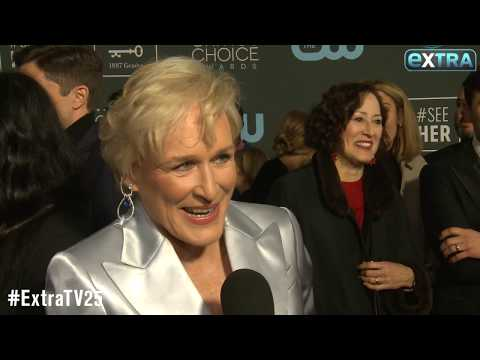 Glenn Close Reflects on the Moment She Won Her Third Golden Globe Mp3
