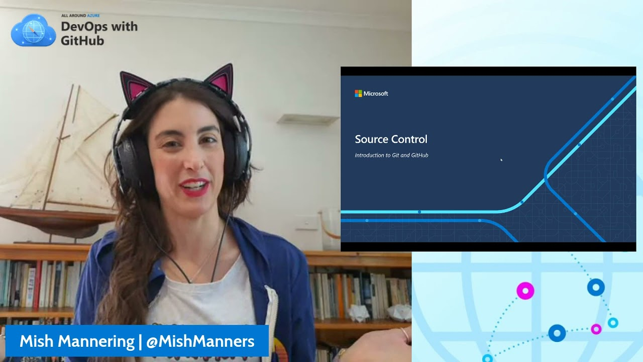 All Around Azure: DevOps with GitHub Session 1: Getting started with DevOps