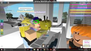 roblox - meeting an HR/general manager on boho salon!