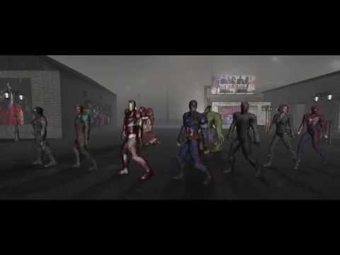 Avengers Thriller
