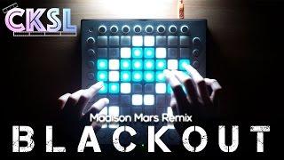tritonal blackout madison mars remix   launchpad cover