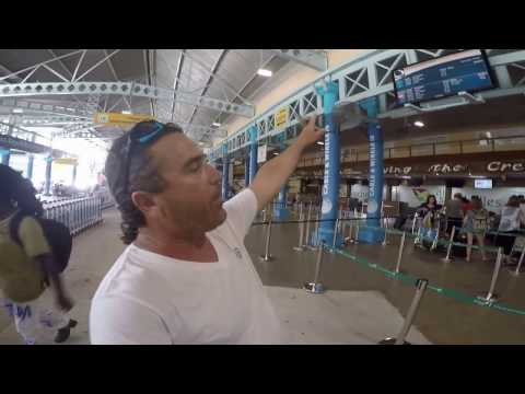 Seychelles Island Airport 15/4/17