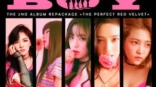 [FULL ALBUM] Red Velvet (레드벨벳) – The Perfect Red Velvet – The 2nd Album Repackage