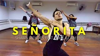 SEÑORITA - Shawn Mendes feat Camila Cabello - @EduardoAmorimOficial Choreography