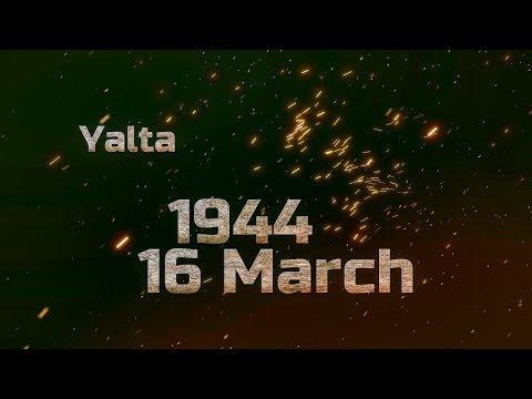 🔴 Ялта 16 апреля. Освобождение Ялты от фашистов. Ялта 1944 год 16 апреля. Карантин в Ялте Крым 2020