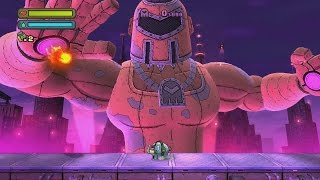 Tembo The Badass Elephant Final Boss and Ending