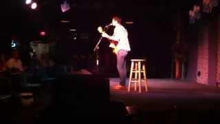"Troy Cartwright singing "" Paris, TX""  Live Poor David"
