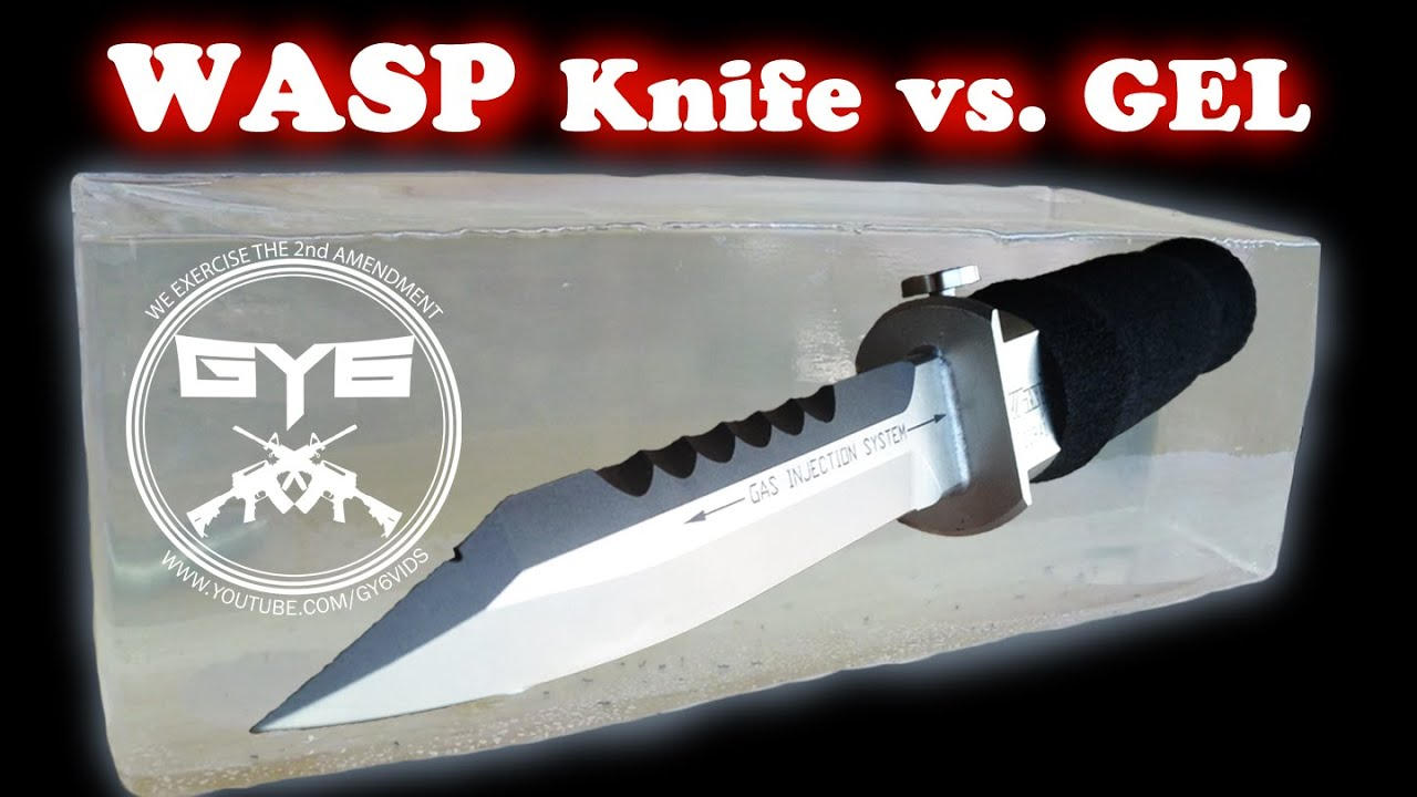 youtube knife: