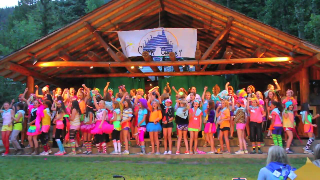 All Camp Campfire T2.2012 Chipeta! - YouTube