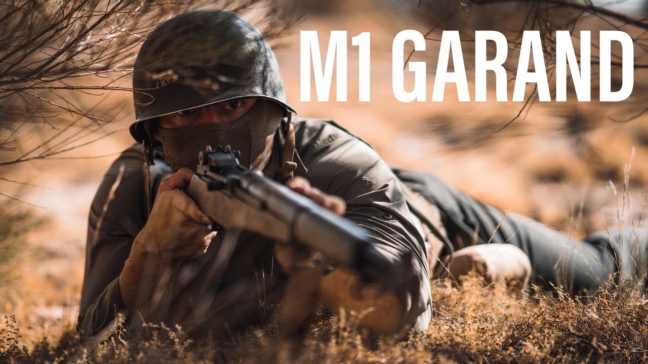 M1 GARAND: The Greatest Ping Ever Devised