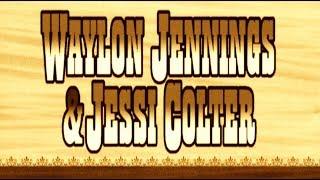 Waylon Jennings & Jessi Colter - You Never Can Tell (Cest La Vie) Remix Small Hq YouTube Videos