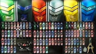 仮面ライダーWダブル 【ダイジェスト版】 DXサウンド カプセルガイアメモリEX ガイアメモリコンプリートセレクション LIGHT & DARKNESS OF 風都 Kamen Rider W