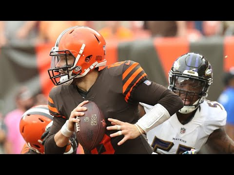 Terry Pluto talks Cleveland Browns and the rise of Baker Mayfield
