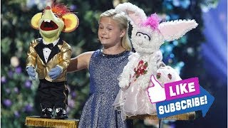 'AGT' 2017 winner Darci Lynne Farmer returns to 'America's Got Talent: The Champions' and wows th...