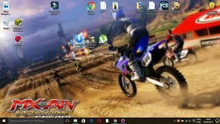 Como baixar e instalar Mx vs ATV Supercross Grátis- PC Médio.