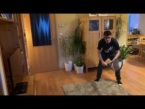 Tenisová škola I.ČLTK Praha by Babolat - Video Gallery Exercises (U9/5)