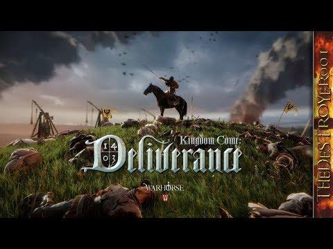 Kingdom Come: Deliverance Livestream [Feb. 15, 2018]