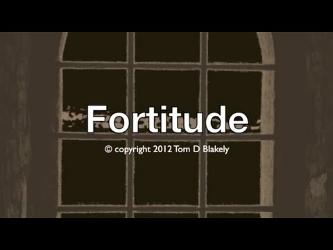 Fortitude (New Gospel Song)