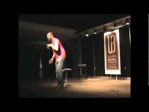 Ray Porter - Stand-Up Comedy - Misunderstandings Part 3 - Feb. 2012